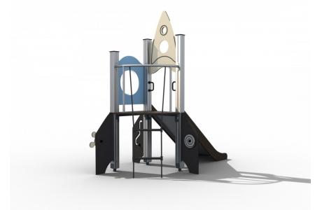 Детский игровой комплекс  серия Космос 105010