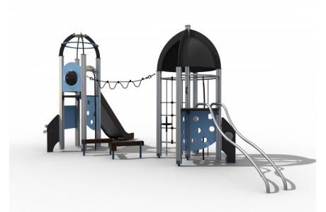 Детский игровой комплекс серия Космос  105060