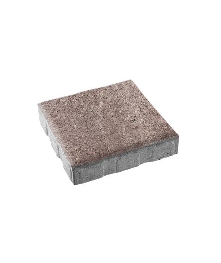 Тротуарная плитка Квадрум Б.5.К.6 Искусственный камень Плитняк, 60 мм