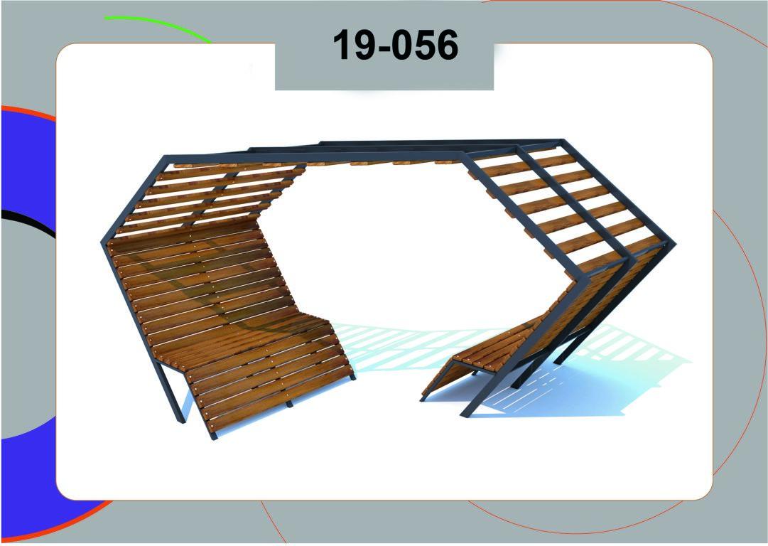 Скамейка 19-056