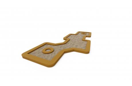 Песочница деревянная Р-003