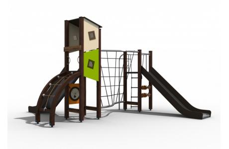 Детский игровой комплекс  102230