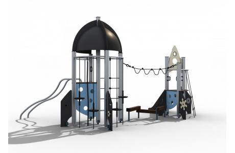 Детский игровой комплекс серии Космос 105040
