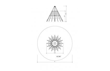Лазательный комплекс  207360