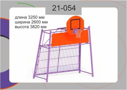 Комбинированные ворота 21-054