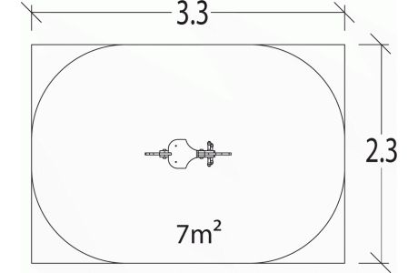 Качалка на пружине J840