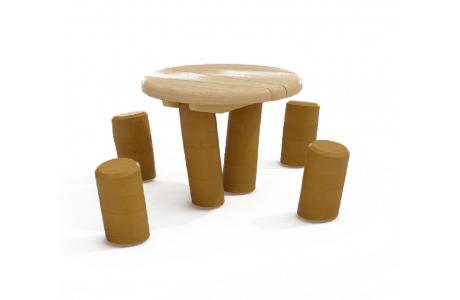 Комбинация со столом Т-008